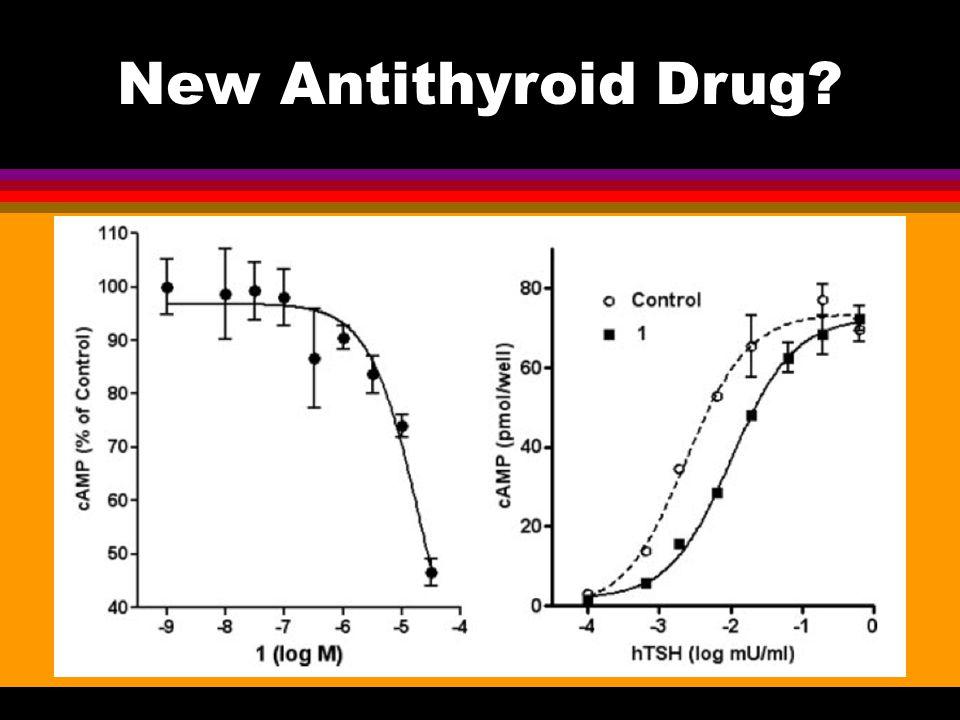 New Antithyroid Drug