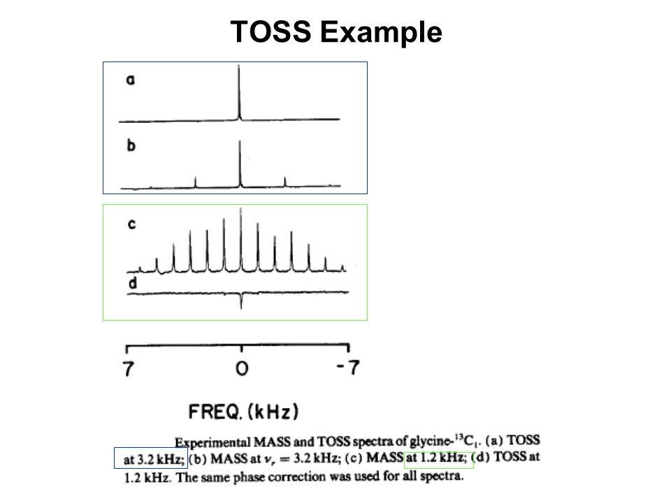 TOSS Example