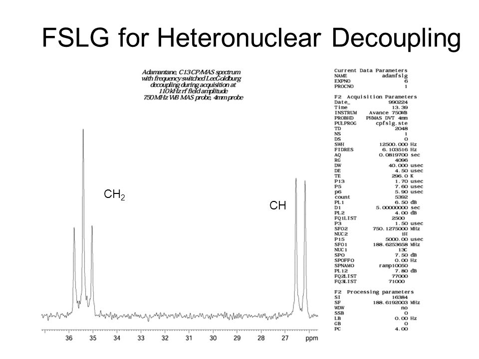 FSLG for Heteronuclear Decoupling