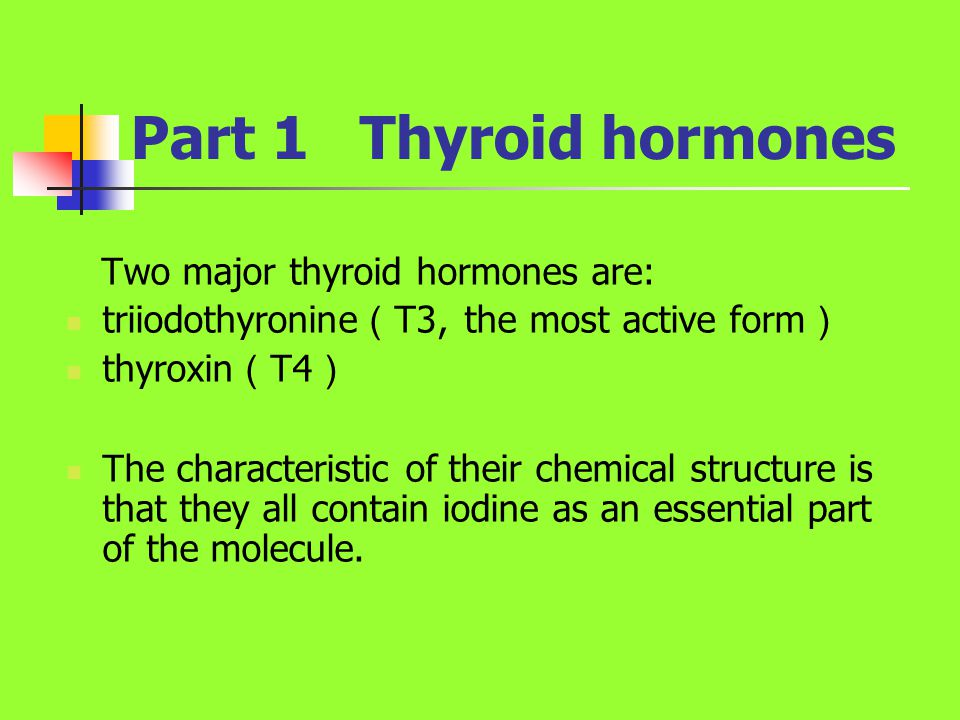 Thyroid hormones and antithyroid drugs. - ppt download