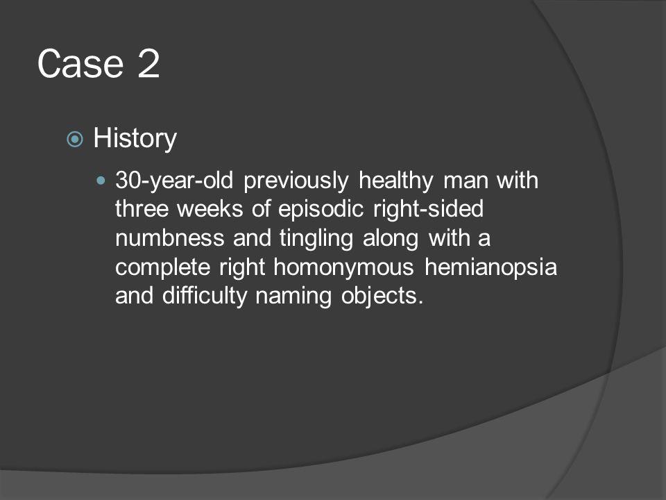 Case 2 History.