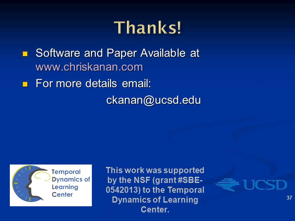 Software and Paper Available at