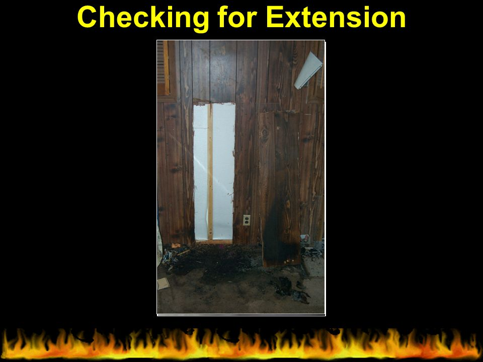 Checking for Extension