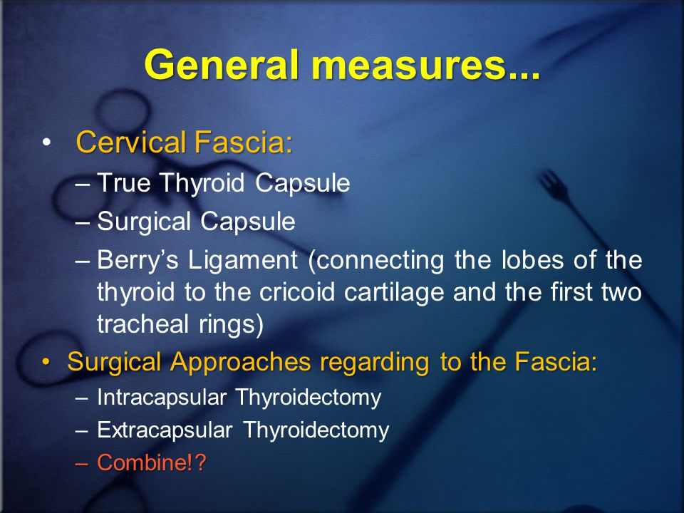 True thyroid cases in hospitals