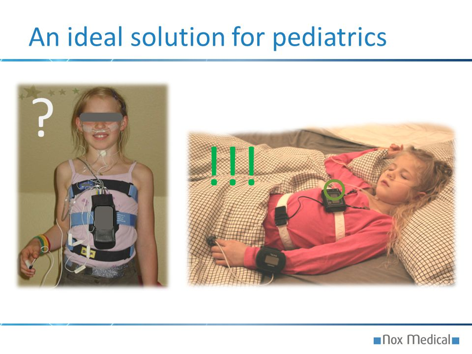 An ideal solution for pediatrics