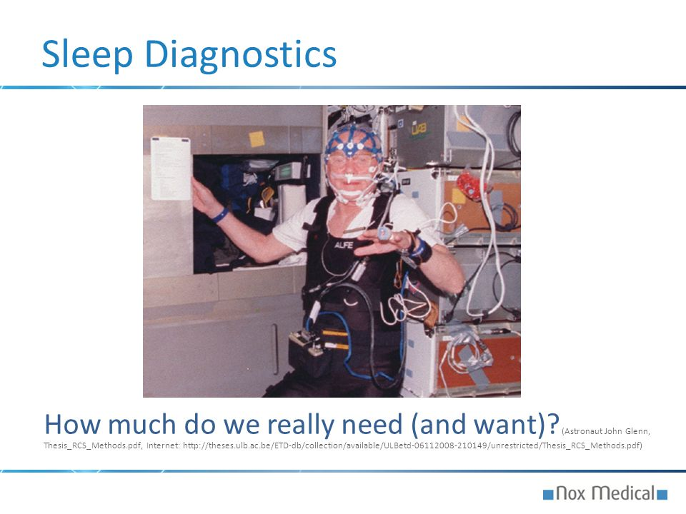 Sleep Diagnostics
