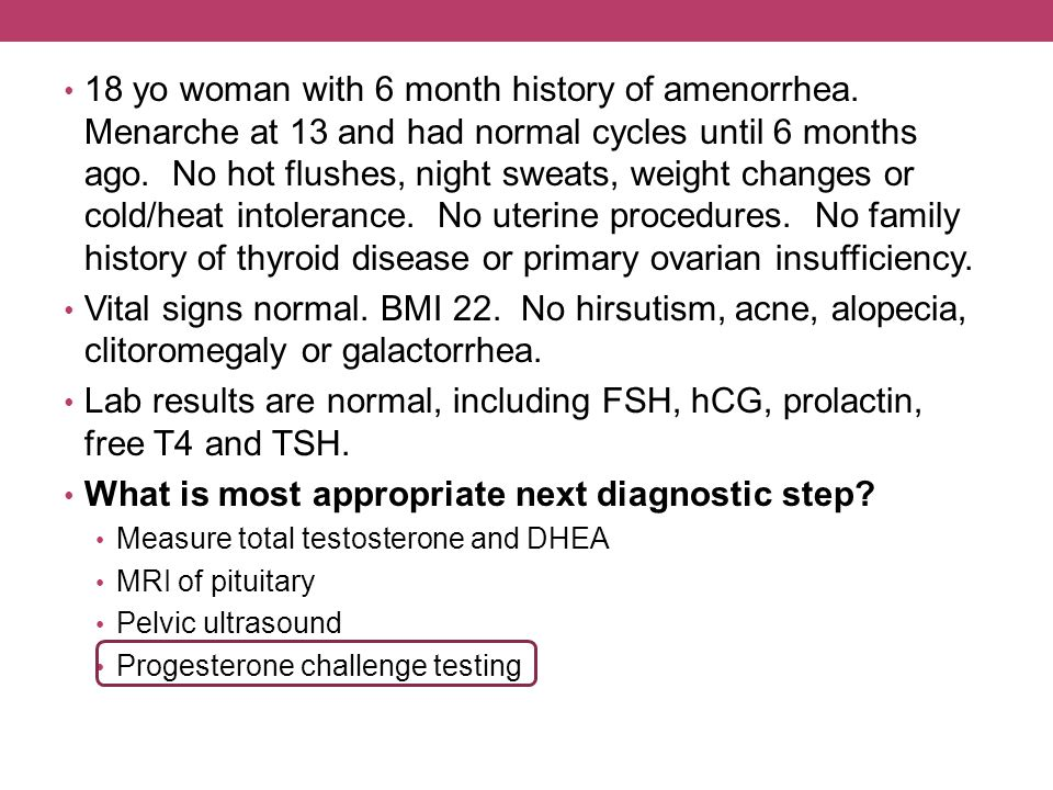 What is most appropriate next diagnostic step