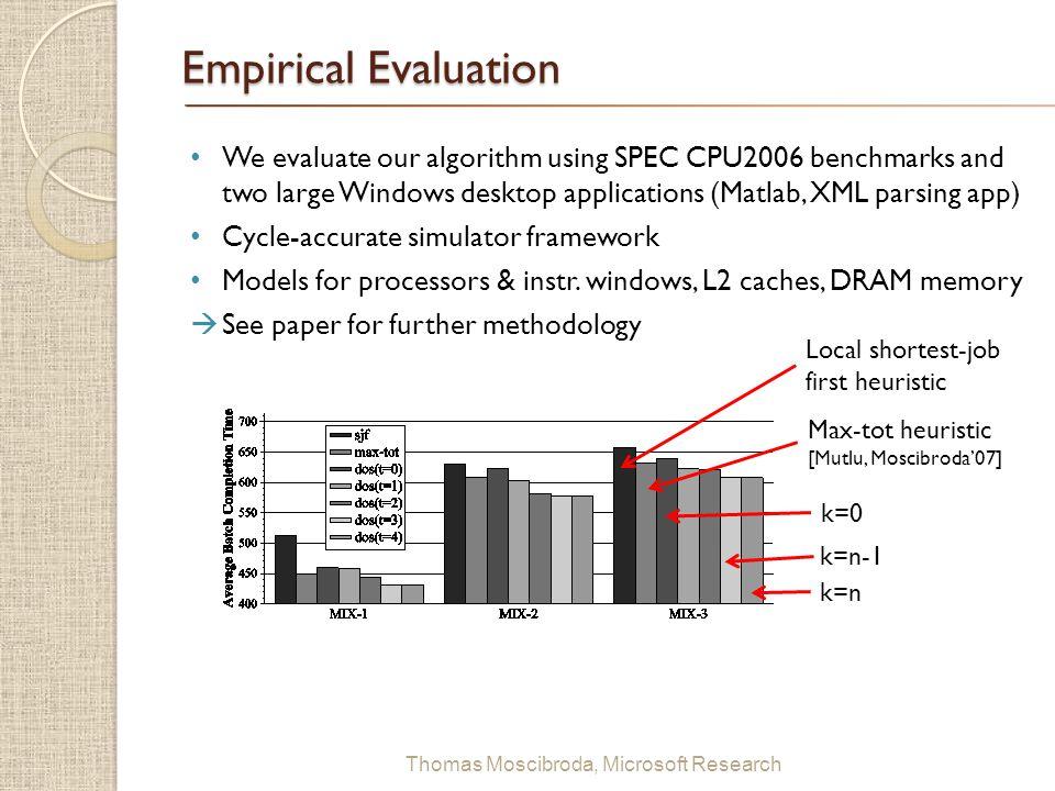 Thomas Moscibroda, Microsoft Research