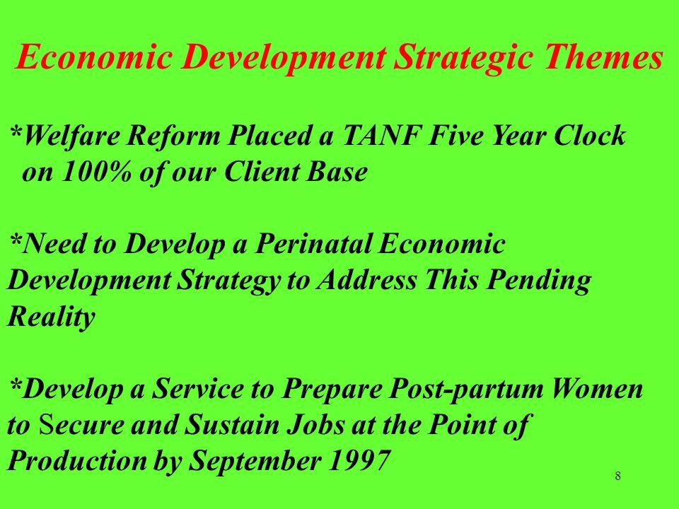 Economic Development Strategic Themes
