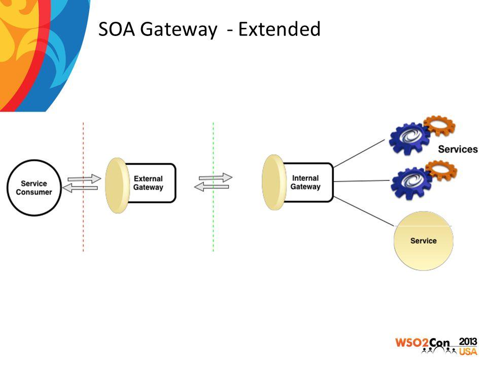 SOA Gateway - Extended
