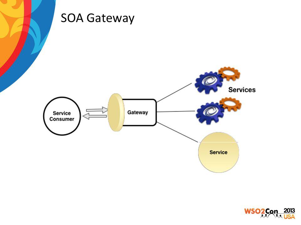 SOA Gateway