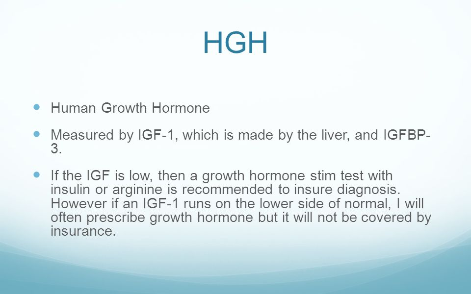 HGH Human Growth Hormone
