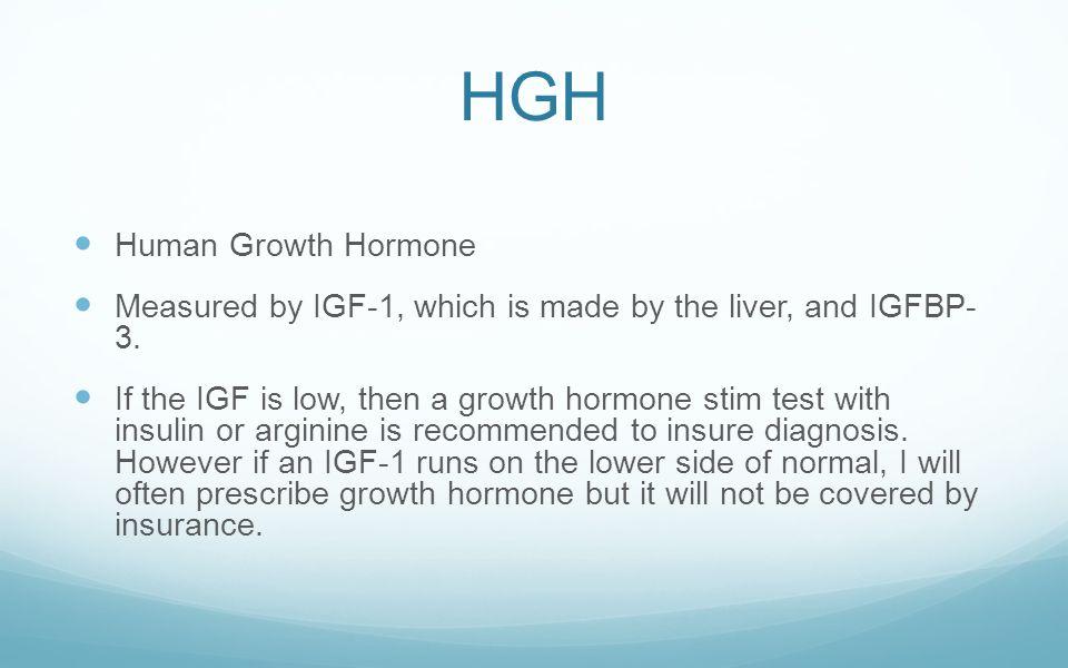 HGH Human Growth Hormone