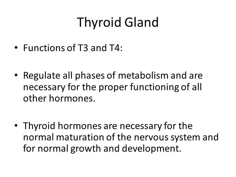 thyroid gland and functions Thyroid function tests are blood tests which help to check the function of your thyroid gland they are mainly used to detect hypothyroidism.