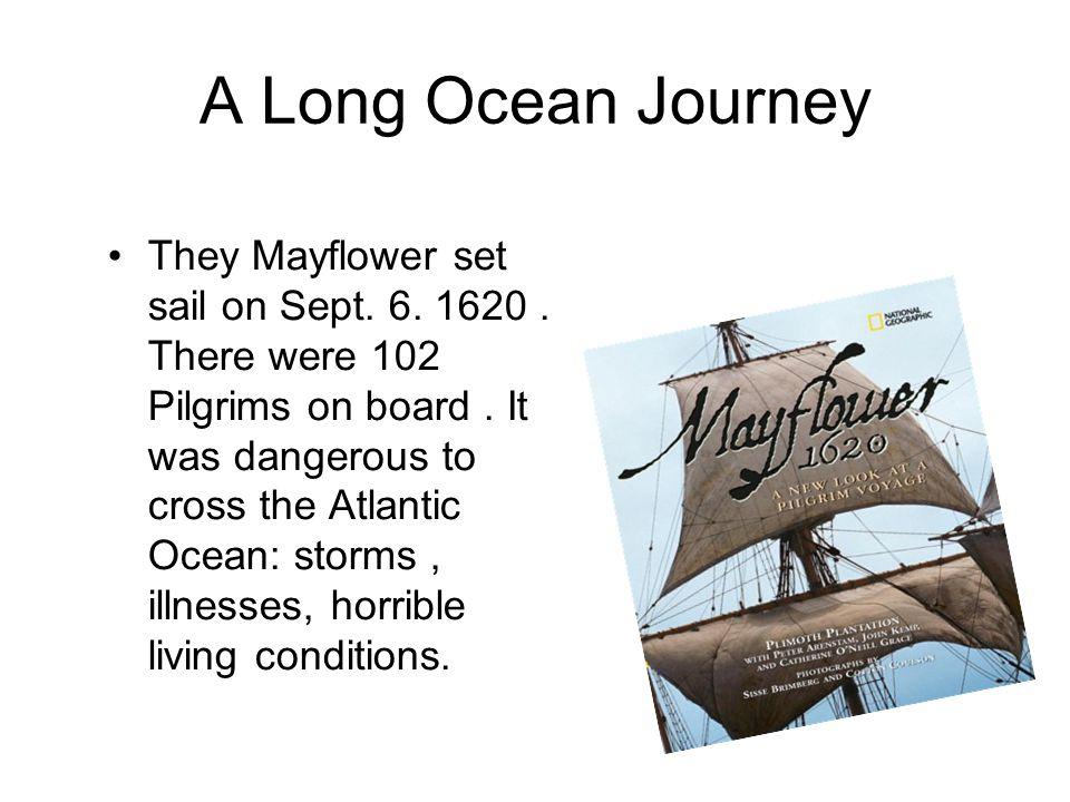 A Long Ocean Journey