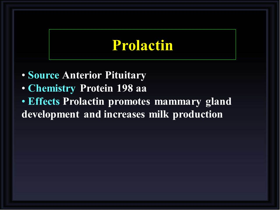 Prolactin Source Anterior Pituitary Chemistry Protein 198 aa