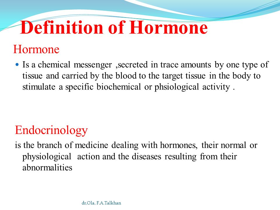 endocrine system and diseases - ppt download, Human body