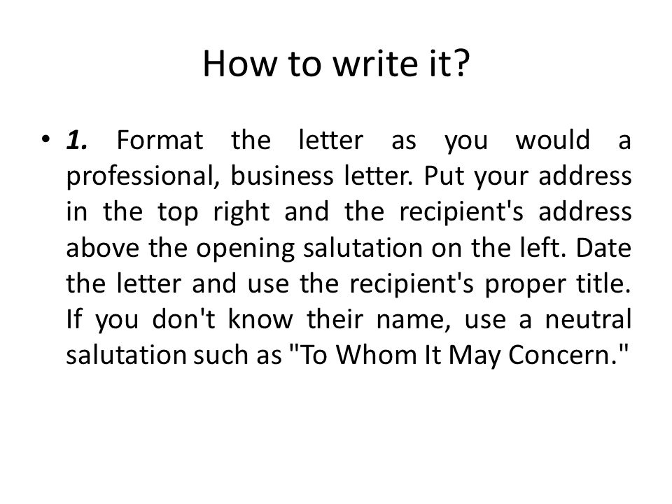 How to Start a Cover Letter With Examples and Tips