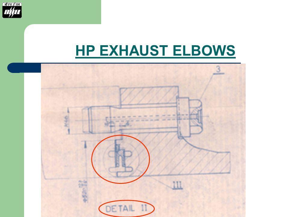 HP EXHAUST ELBOWS
