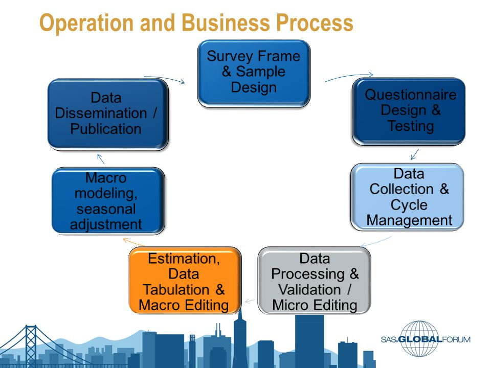 Operation and Business Process