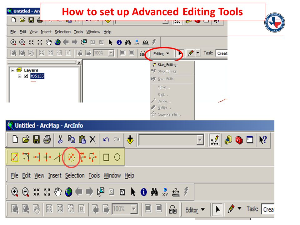 How to set up Advanced Editing Tools