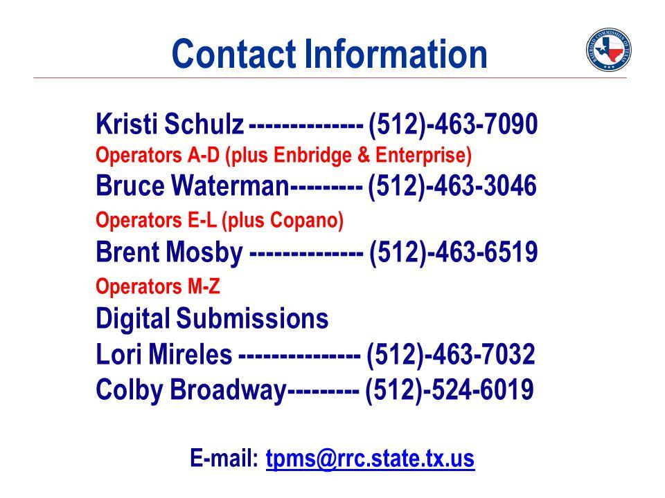E-mail: tpms@rrc.state.tx.us