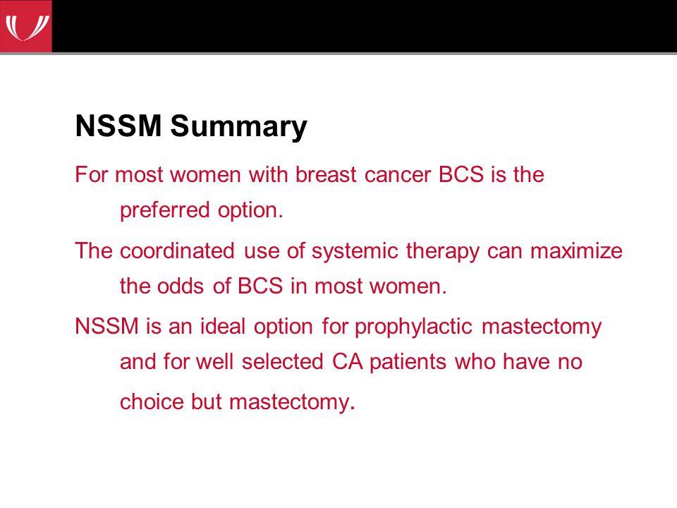 NSSM Summary