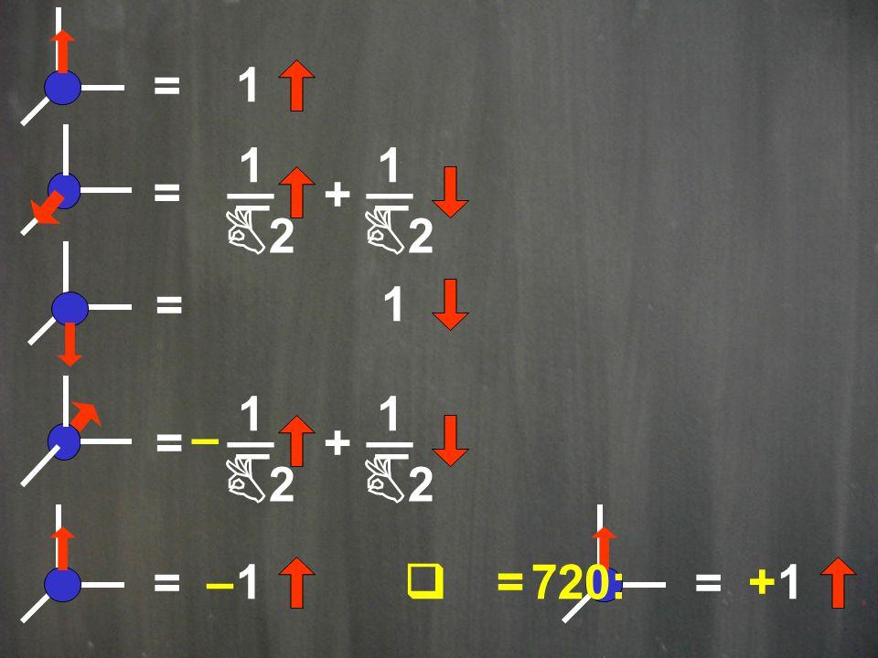 = 1 = + _ 1 B2 = 1 = + _ 1 B2 – = 1 – = 1 + q = 720: