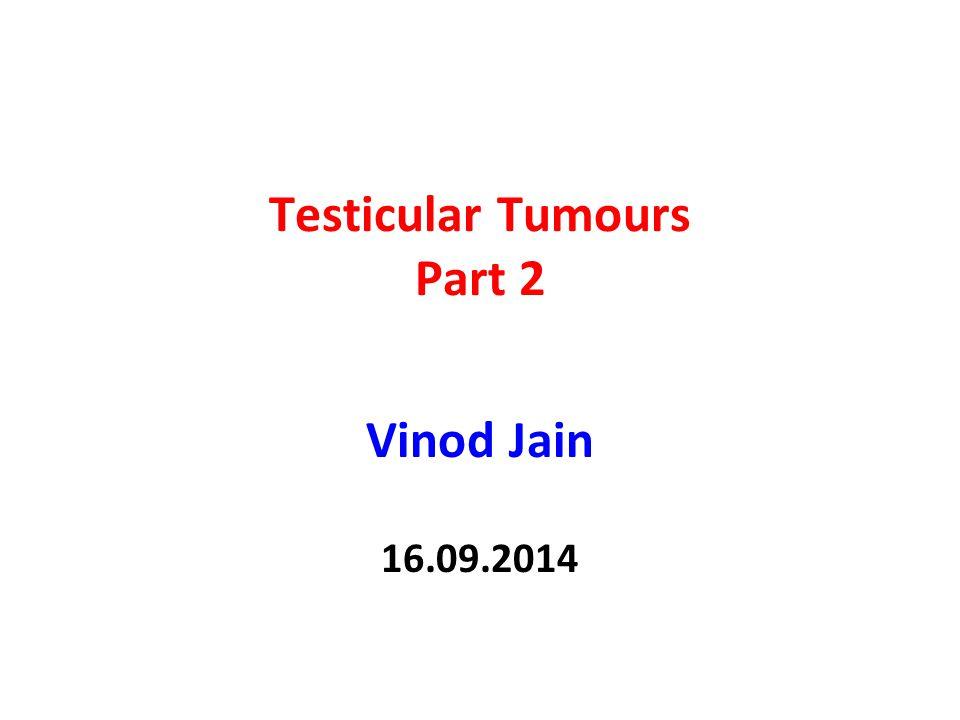 Testicular Tumours Part 2