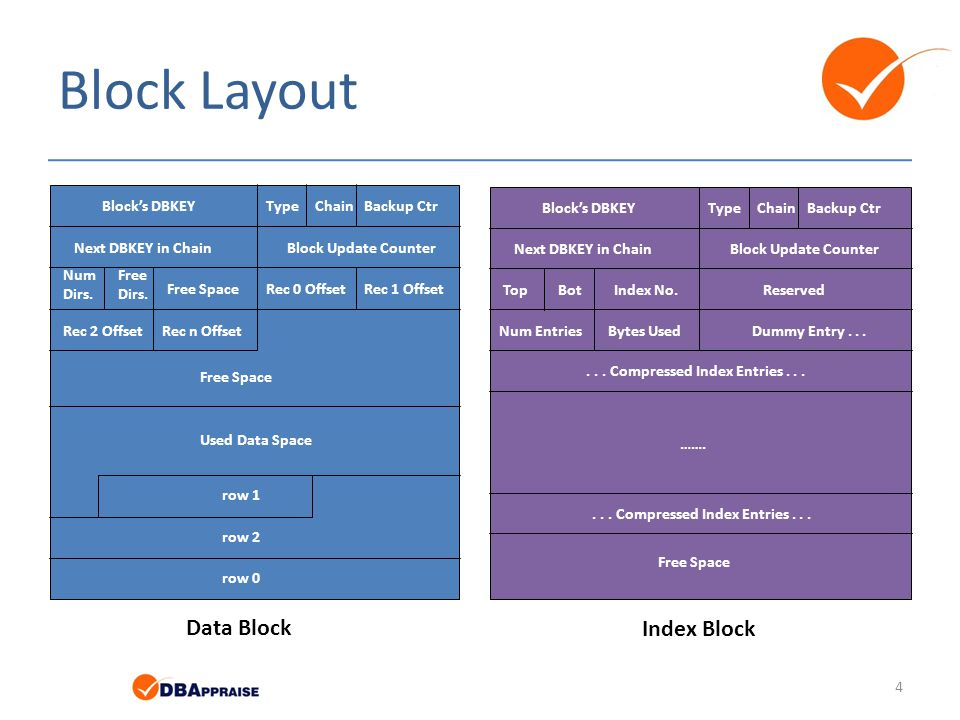 . . . Compressed Index Entries . . .