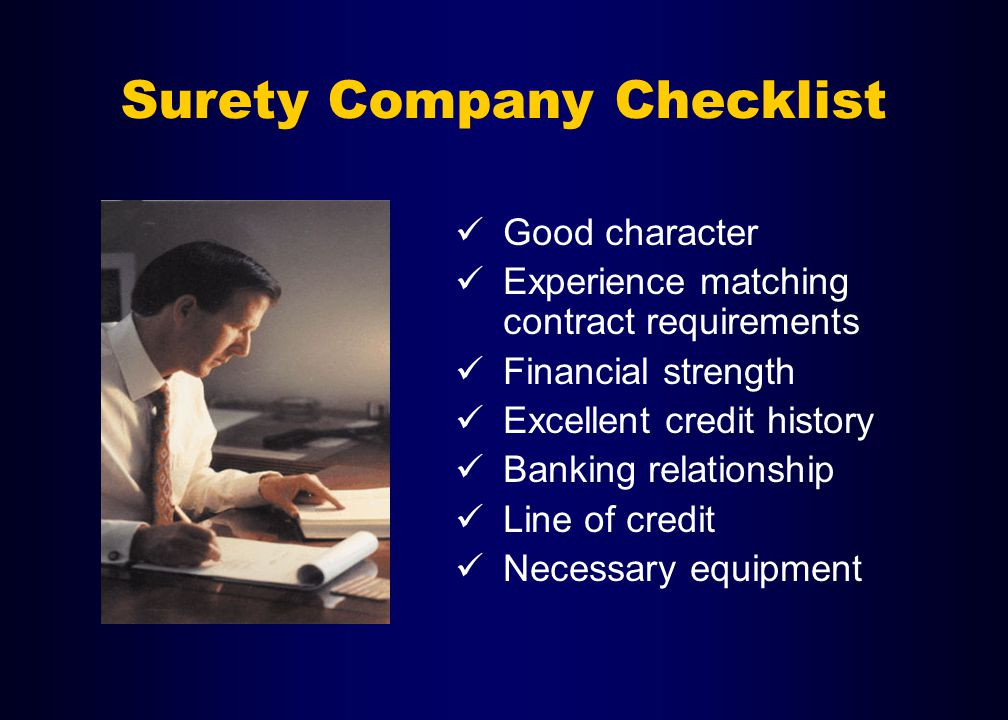 Benefits of Bonds Financial Security Construction Assurance