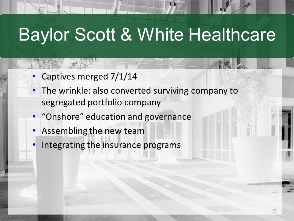 Baylor Scott & White Healthcare