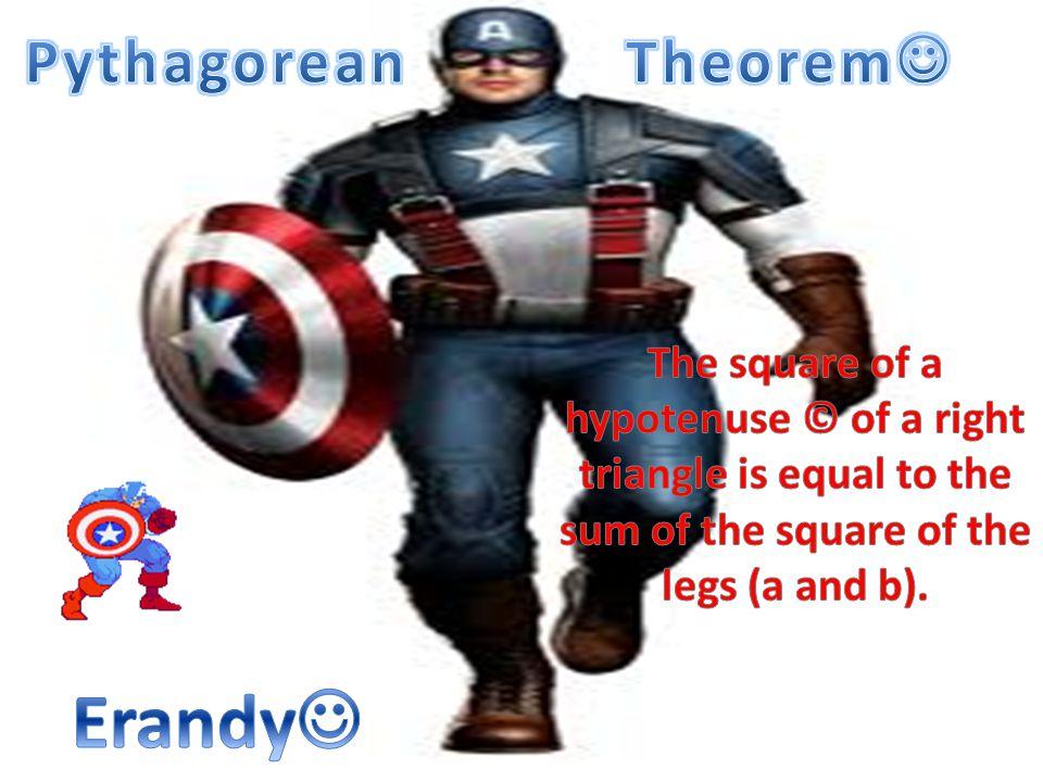 Erandy Pythagorean Theorem