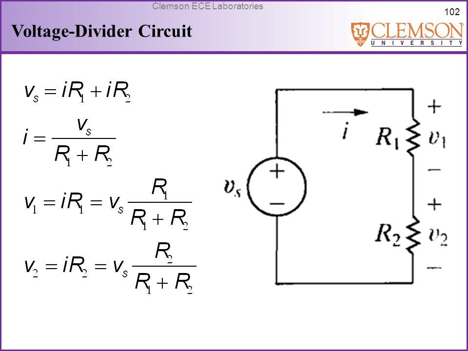 Voltage-Divider Circuit