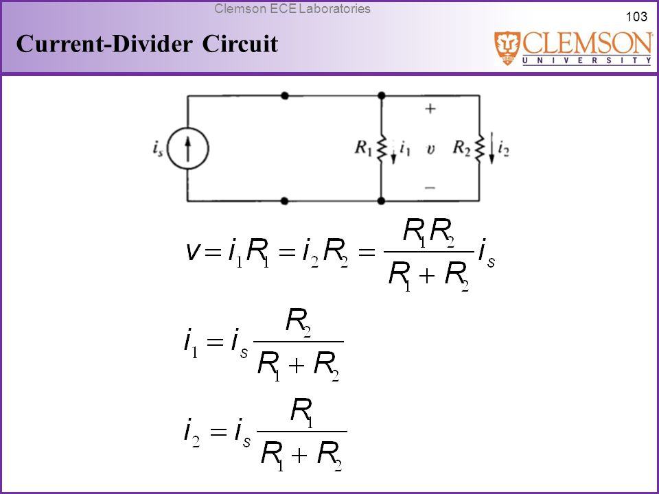 Current-Divider Circuit