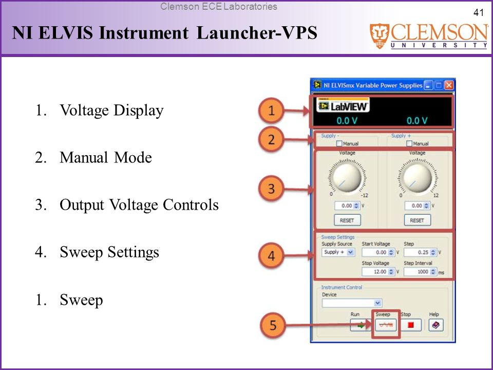NI ELVIS Instrument Launcher-VPS