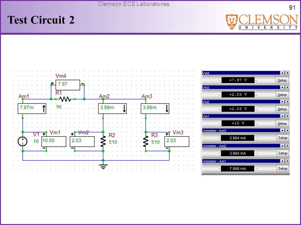 Test Circuit 2