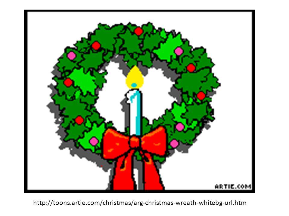 http://toons. artie. com/christmas/arg-christmas-wreath-whitebg-url