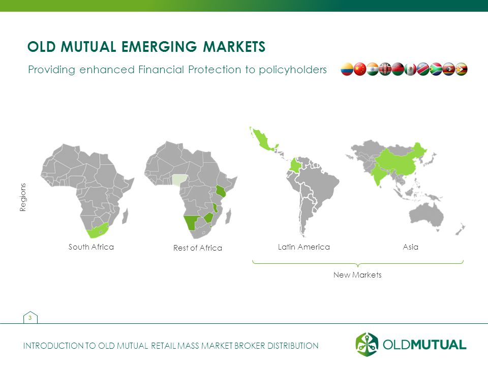 OLD MUTUAL EMERGING MARKETS -SOUTH AFRICA