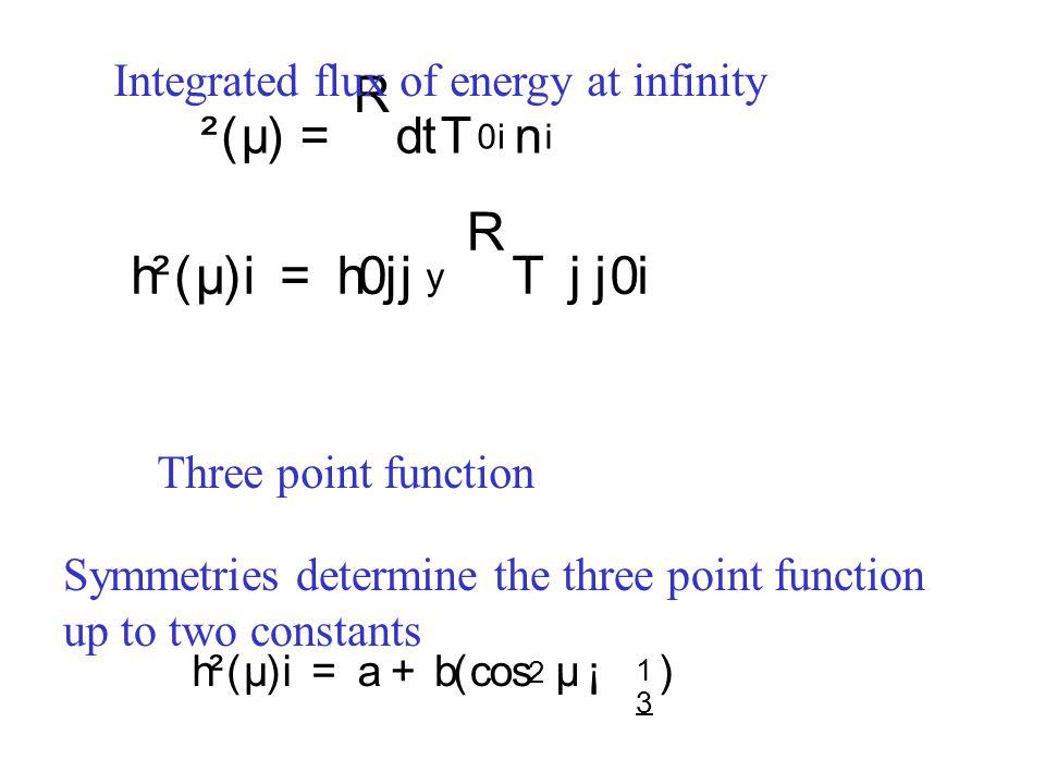 h ² ( µ ) i = j R T ² ( µ ) = R d t T n