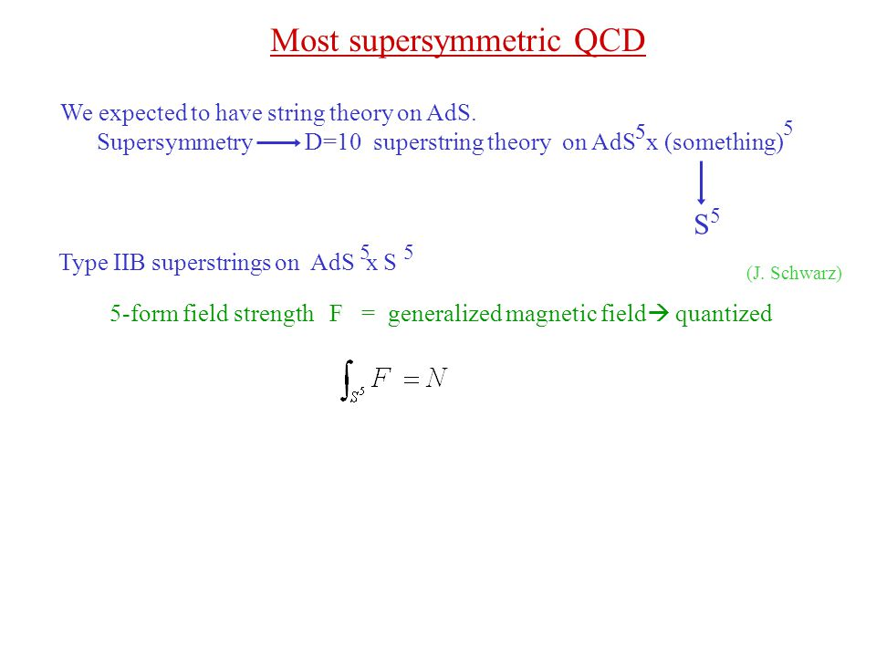 Most supersymmetric QCD