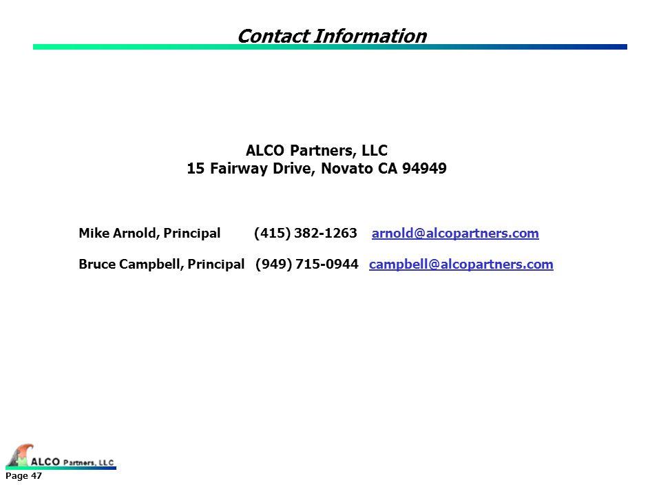 15 Fairway Drive, Novato CA 94949