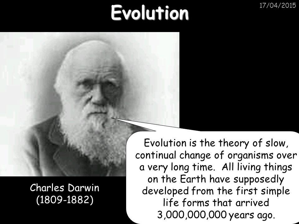 Evolution 11/04/2017.