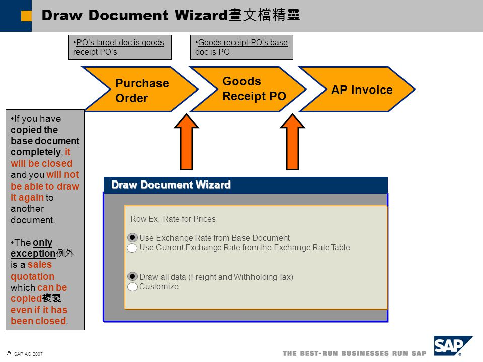 Draw Document Wizard畫文檔精靈