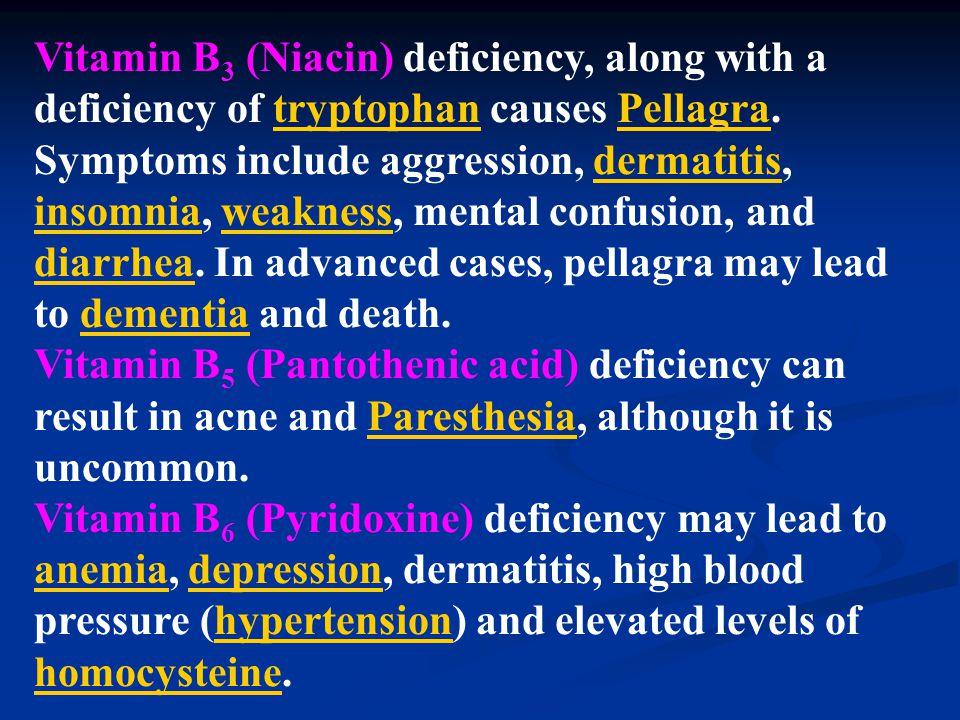 Niacin for insomnia