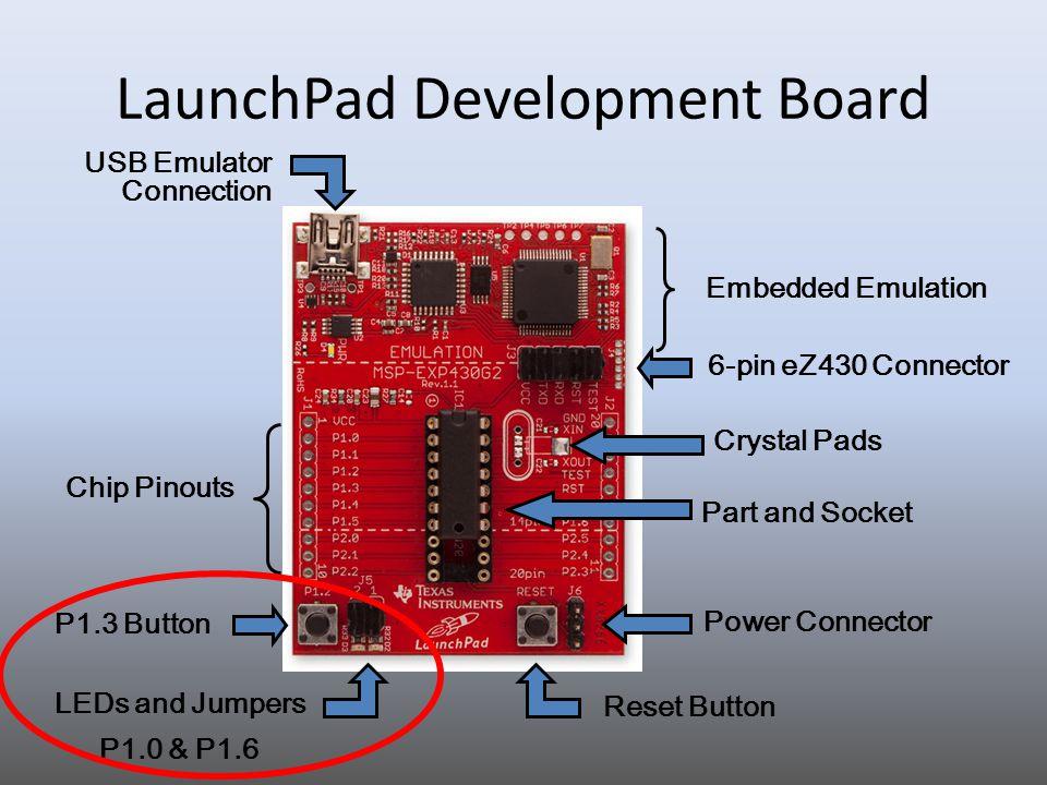 LaunchPad Development Board
