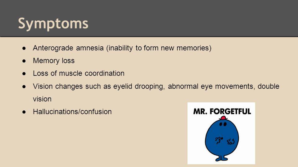 Wernicke-Korsakoff Syndrome - ppt video online download