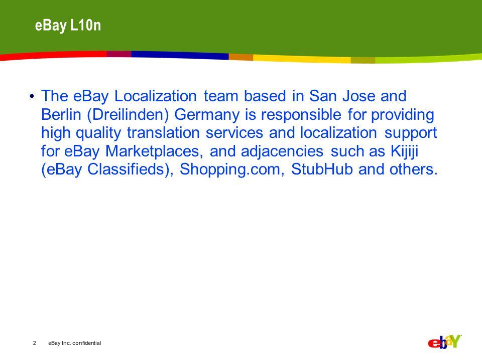 eBay L10n