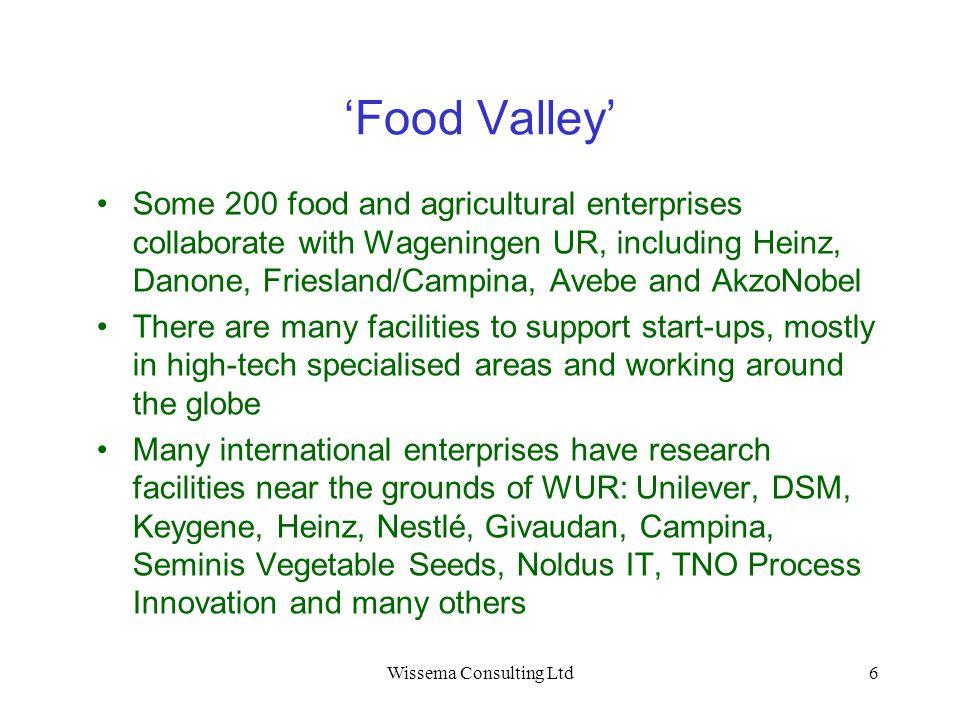 Wissema Consulting Ltd
