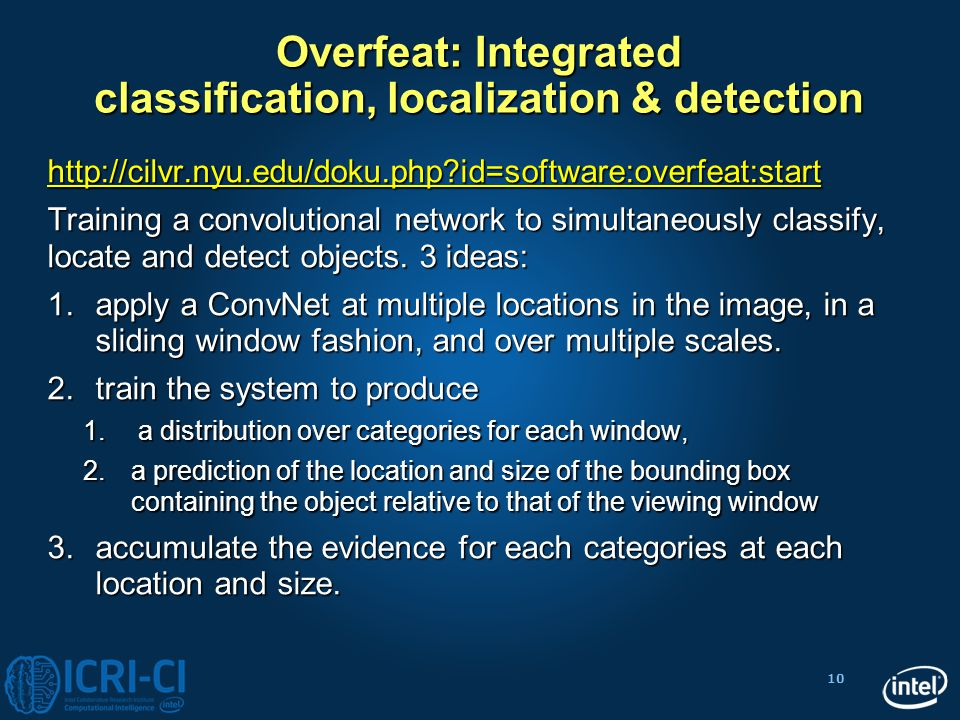 Overfeat: Integrated classification, localization & detection